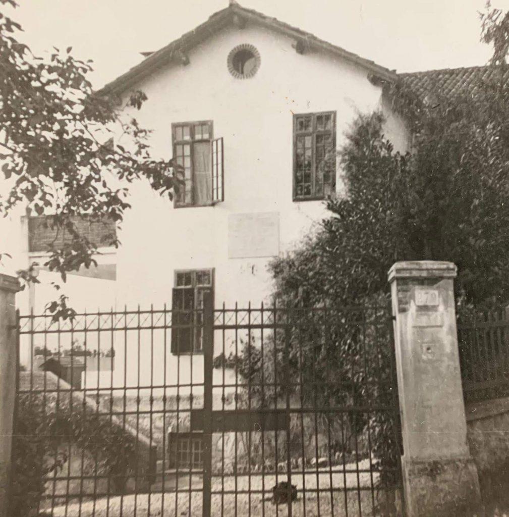 Residenza famiglia Fraccon