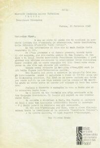 Lettera presidenza diocesana di Verona